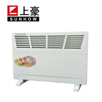 SUNHOW 上豪 防潑水浴室 / 房間兩用電暖器 CH-818