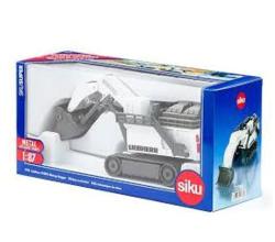 (卡司 正版現貨) 德國小汽車 SIKU 利勃 R9800 礦場挖土機 SU1798 兒童禮物 模型車 玩具車
