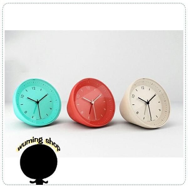 『無名』 創意 果凍造型 感應鬧鐘 電池 兩用 鬧鐘 時鐘 創意小物 桌上型 質感 貪睡 節能 J09101