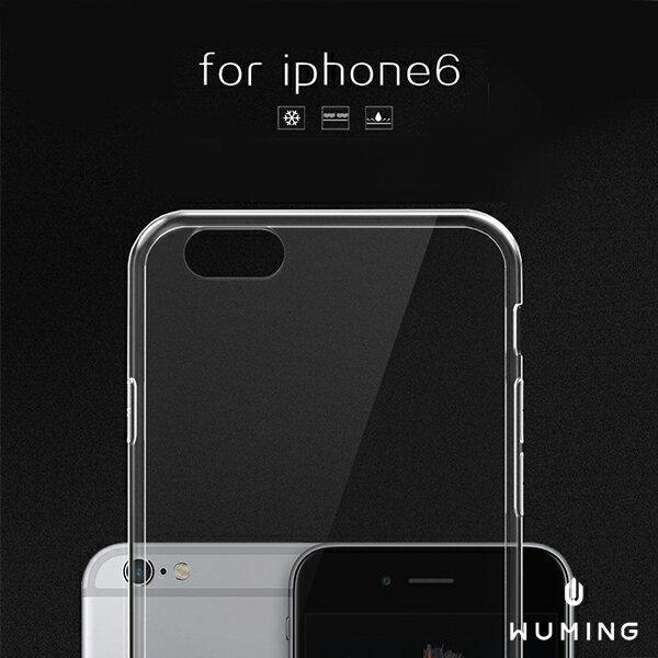 『無名』超薄防塵iPhone6S6SPlusTPU手機殼透明保護殼手機套i6i6SJ10104