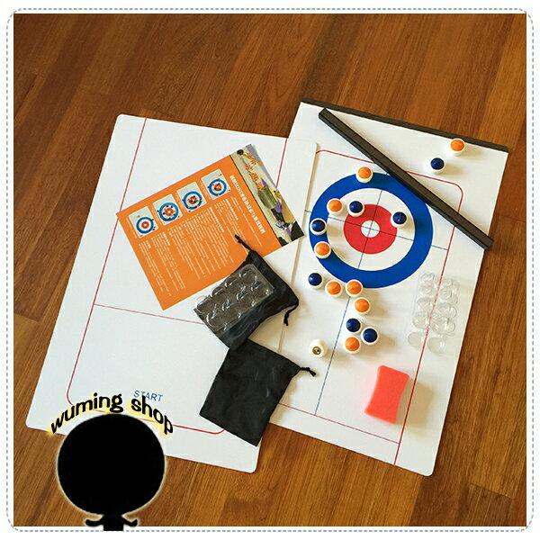 『無名』 精品 桌上 冰棍球 親子遊戲 曲棍球 沙壶球 沙狐球 過年 桌遊 互動遊戲 冰球 尾牙 K01103