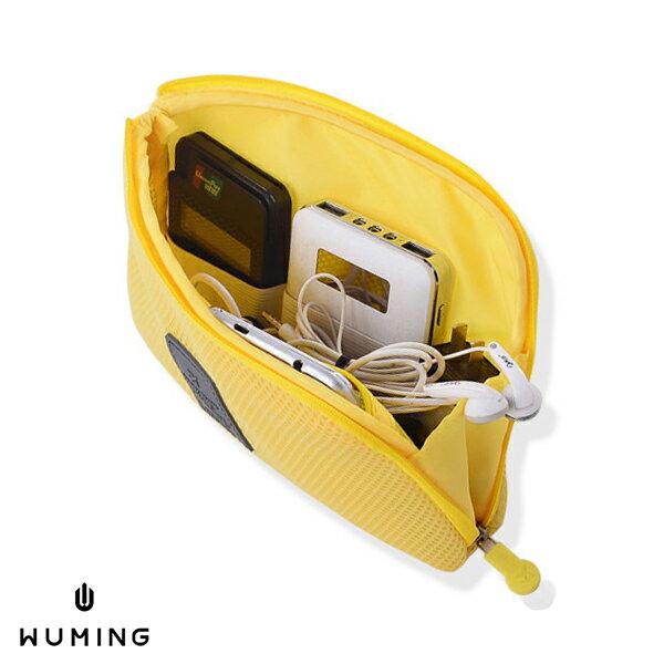 行動電源 智慧型手機 收納袋 整理袋 攜帶 收納包 旅遊包 耳機線 出國必備 iPhone X i8 『無名』 K04104