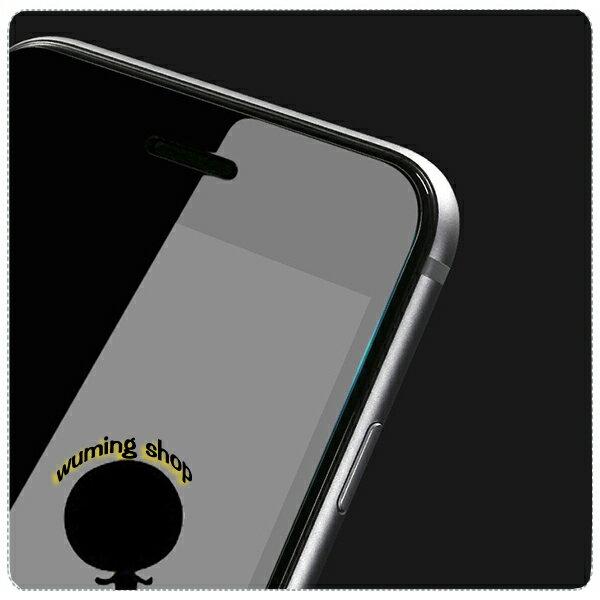 『無名』 3D曲面 滿版 保護貼 iPhone7 鋼化 玻璃貼 透明 軟邊 防爆 6S i7 i6S Plus 全螢幕 M01108