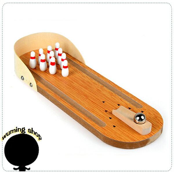 (預購) 『無名』 桌上 迷你 保齡球 親子遊戲 互動遊戲 桌遊 玩具 療癒 紓壓 益智 休閒 聚會 過年 M01110