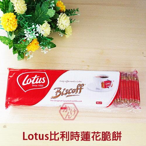 《加軒》Lotus比利時傳統焦糖餅/蓮花脆餅