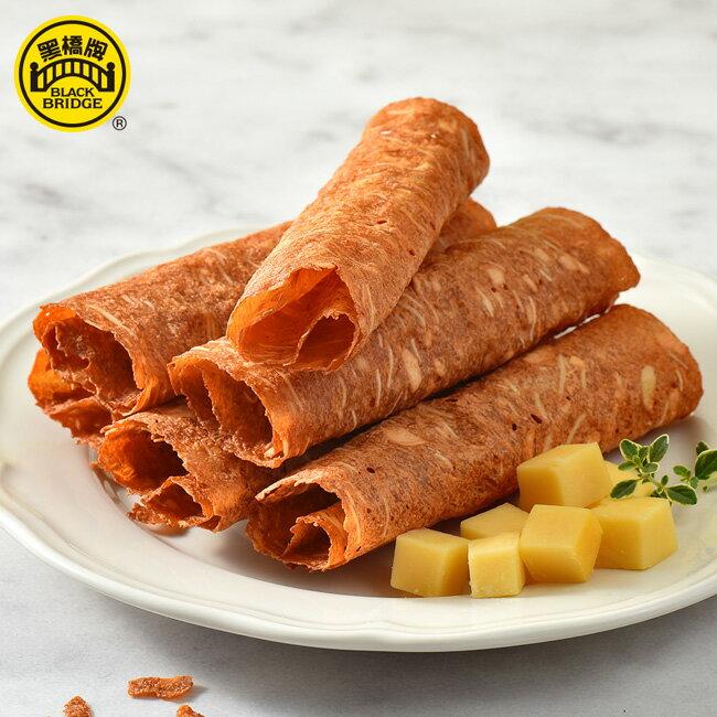 【黑橋牌】黃金起司脆片肉乾+泰式檸檬厚脆片肉乾,限時特惠88折↘$308 4