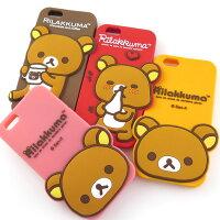 懶懶熊手機殼及配件推薦到Rilakkuma 拉拉熊/懶懶熊 iPhone 6/6s 可愛立體造型保護套就在Miravivi推薦懶懶熊手機殼及配件