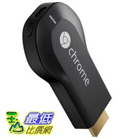 (免運費) 美國原裝 Google Chromecast 電視棒 Android/ iOS/ Mac/ Win/Chrome HDMI Streaming Media Player ( TB21)