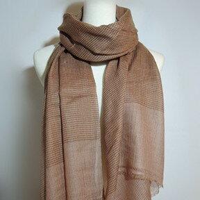 【喀什米爾圍巾】100%Pashmina鑽石編織珠光CASHMERE圍巾-(W10EIN011)