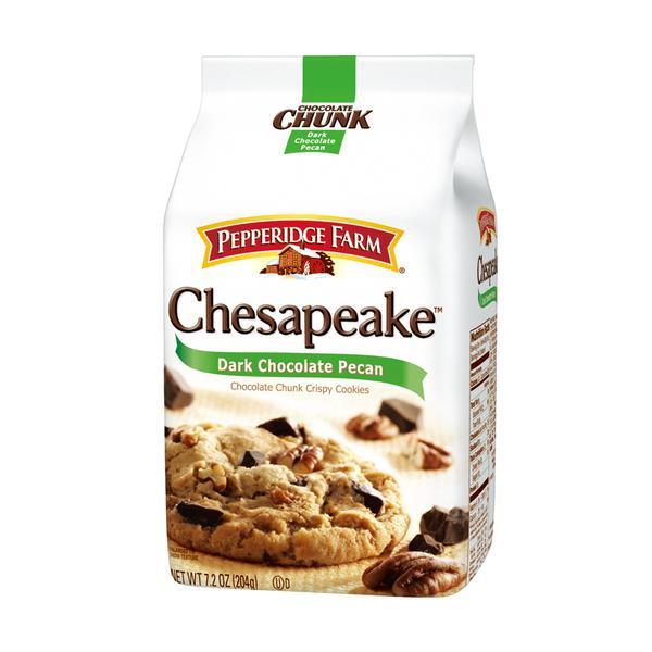 PEPPERIDGE FARM 琣伯莉巧克力胡桃餅乾(5入)
