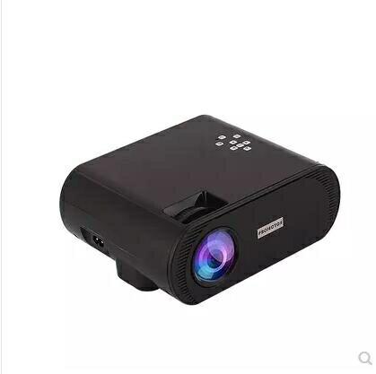 投影儀家用高清3D安卓電視無線wifi迷你投影機1080p4K家庭影院led