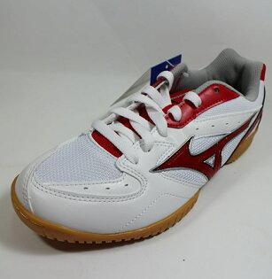 [陽光樂活=]MIZUNO美津濃男鞋女鞋crossmatchPLIORX4桌球鞋81GA183062