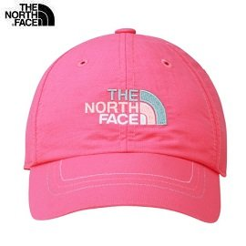 [ THE NORTH FACE ] 童  抗UV遮陽帽 恰恰粉 / 公司貨 NF00CF7LRW2