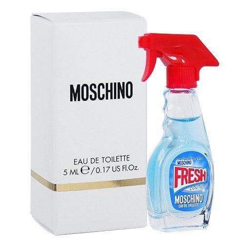 MOSCHINO FRESH 小清新淡香水 5ML ~真愛香水~
