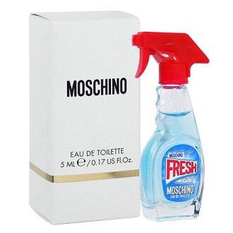 MOSCHINO FRESH 小清新淡香水 5ML ☆真愛香水★