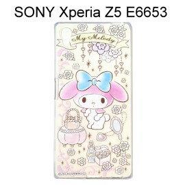 美樂蒂透明軟殼 [飾品] SONY Xperia Z5 E6653【三麗鷗正版授權】