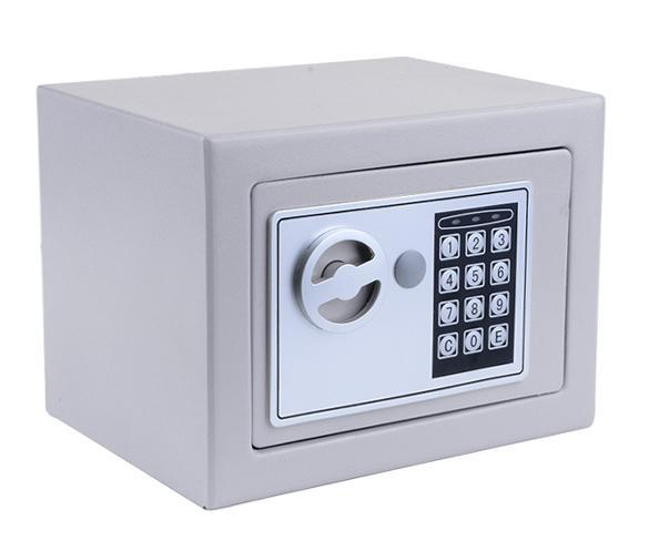 Electronic Safe Security Box with batteries 3