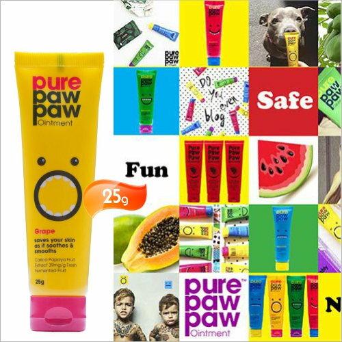 澳洲PurePawPaw神奇萬用木瓜霜-25g(葡萄) [54242]
