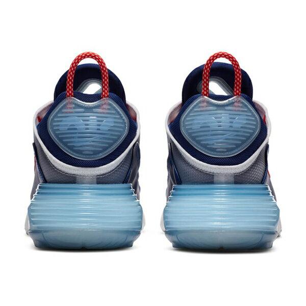 "【NIKE】NIKE AIR MAX 2090 ""USA"" 運動鞋 慢跑鞋 氣墊 粉藍白 男鞋 -CT1091101 4"