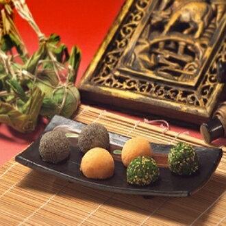 【一米特】客家麻糬[下午茶必備]★團購美食★地方特產/花生、芝麻、擂茶