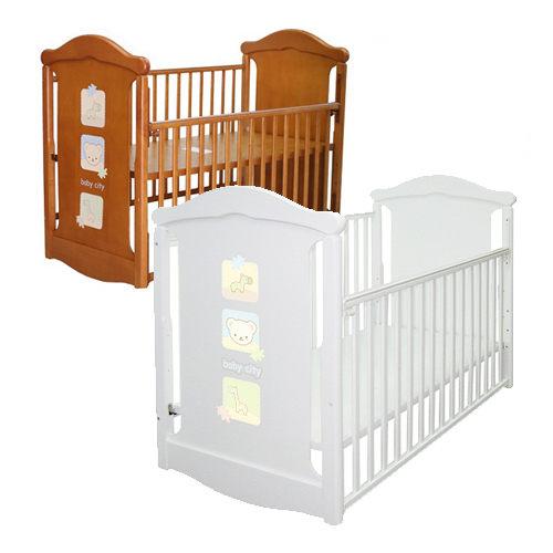 BabyCity動物搖擺中床(空床)(不含寢具)【悅兒園婦幼生活館】