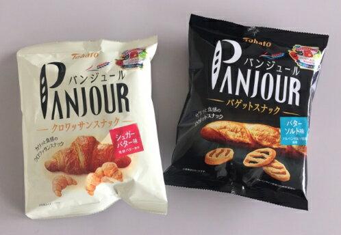 日本 東鳩 糖粉奶油牛角麵包脆餅&鹽味奶油法國麵包脆餅 脆餅 餅乾 麵包脆餅 日本零食 櫻花寶寶