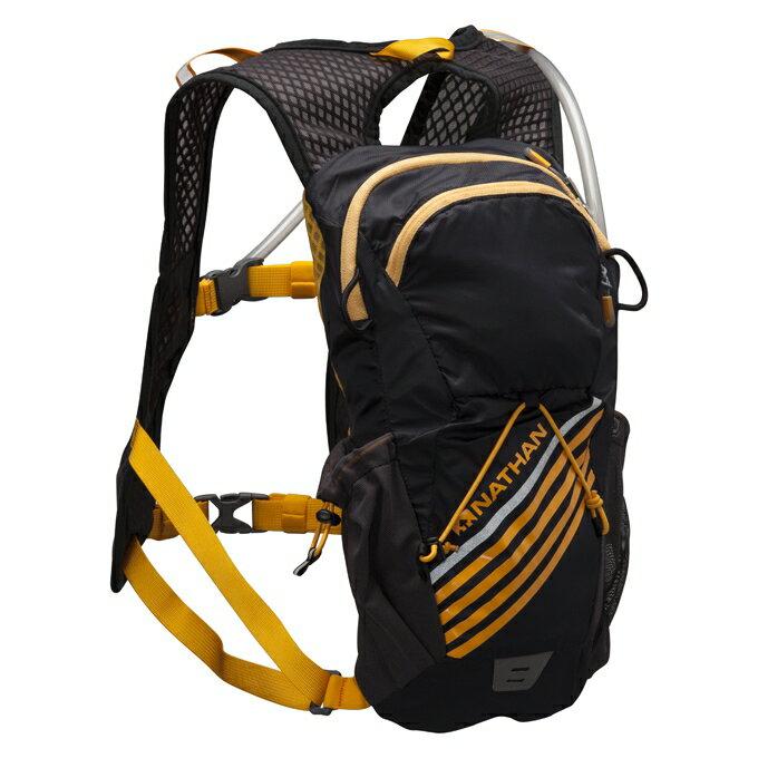 ├登山樂┤ 美國 NATHAN Firestorm二鐵專用水袋背包(2L)黑 # NA5033NB