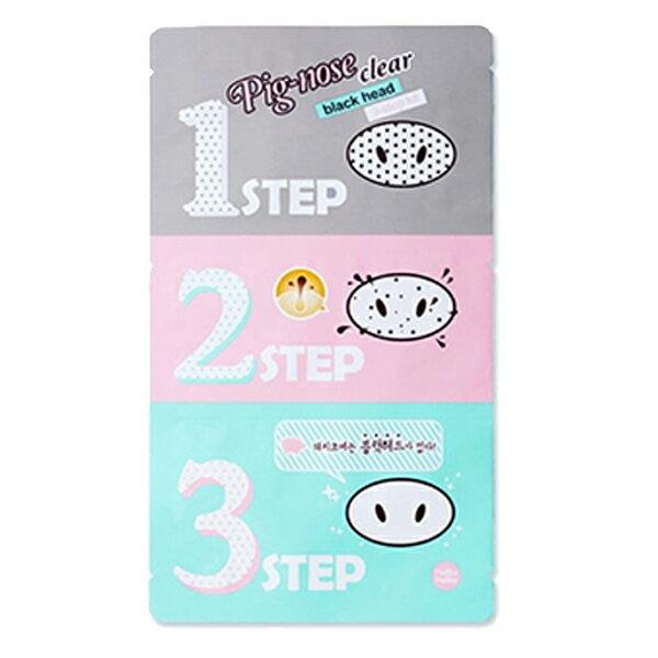 韓國 Holika 豬鼻子三步驟鼻貼