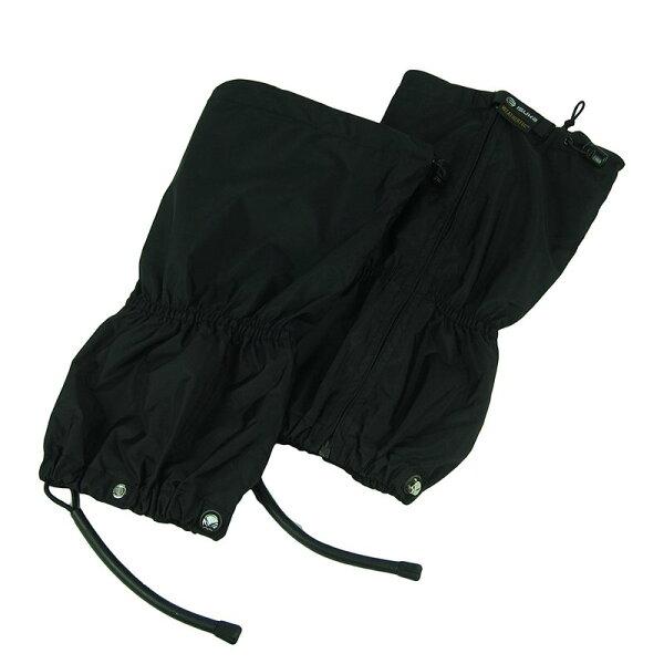 ├登山樂┤日本ISUKA輕量防水透氣綁腿-黑#247101