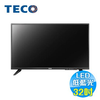 東元 TECO 32吋 LED 液晶電視 TL3211TRE