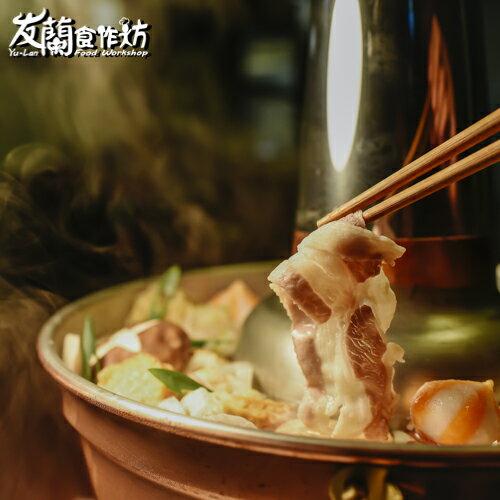 酸菜白肉火鍋湯底