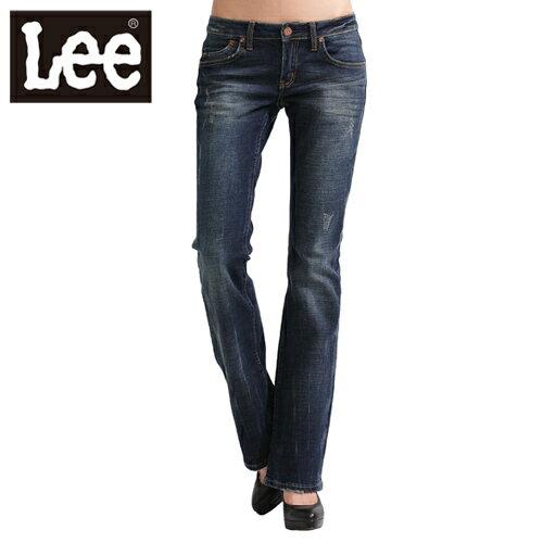Lee Joe 727 中腰標準直筒牛仔褲