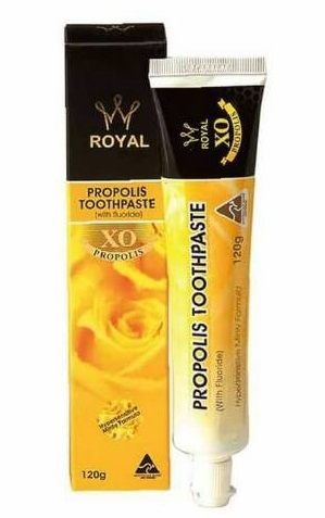ROVAL XO皇家蜂膠牙膏 120g 澳洲 GMP