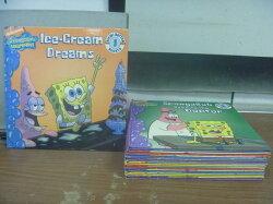 【書寶二手書T9/少年童書_OMW】SpongeBob SquarePants_1~11冊間_共10本合售_海綿寶寶
