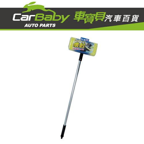 CarBaby車寶貝汽車百貨:【車寶貝推薦】WAKO噴射洗車海綿刷+快速接頭