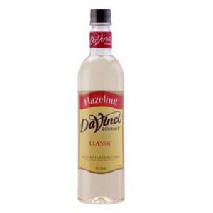 達文西榛果風味 Davinci~ 塑膠瓶750ml  罐~良鎂咖啡吧台原物料商~