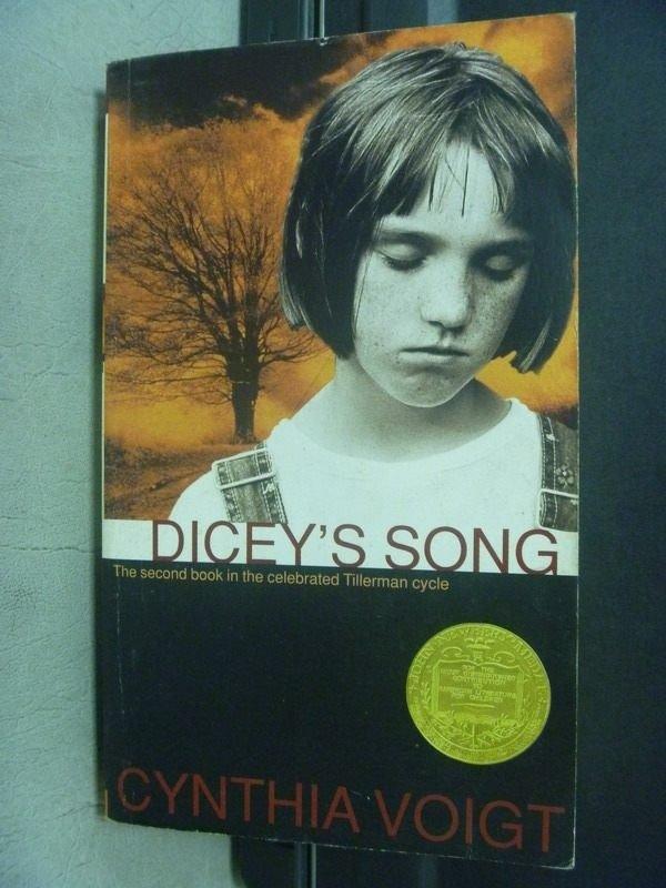 【書寶二手書T8/原文小說_MDF】Diceys Song_Cynthia Vogt