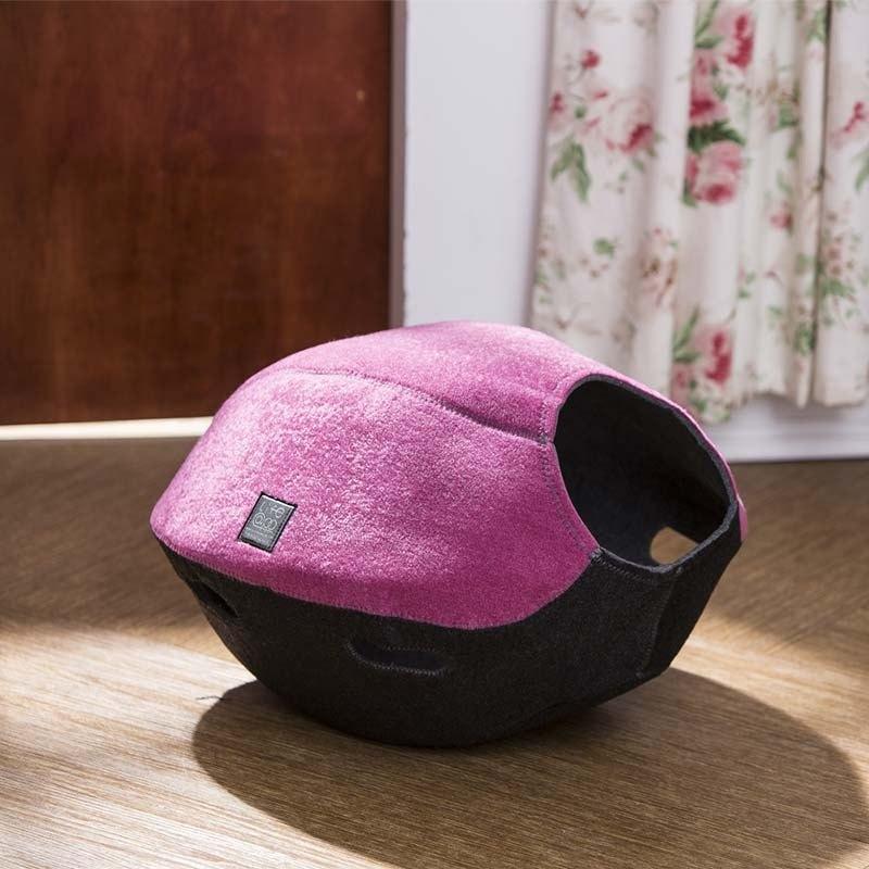 《Lifeapp》 寵愛貓窩 FUN樂版(馬拉加紅) 約W44xD48xH32cm