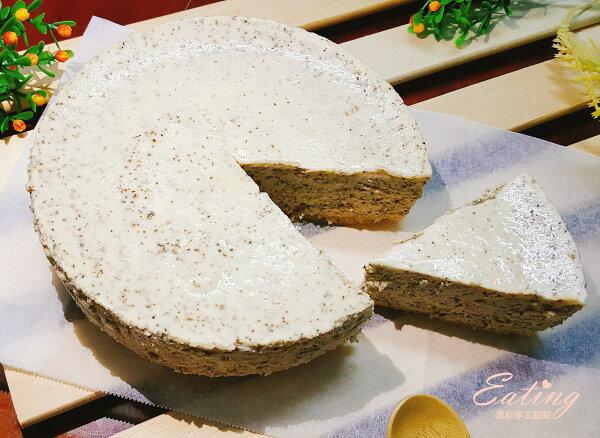 【免運-伯爵重乳酪蛋糕6吋】濃郁茶香 自製杏仁餅乾底 用料實在