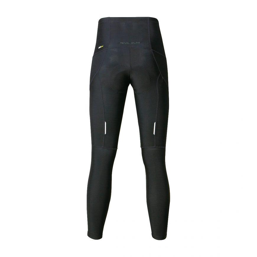 【7號公園自行車】PEARL IZUMI W238MEGA-3 女性長距離3D厚墊長車褲(黑)(一日北高/雙塔必備款)