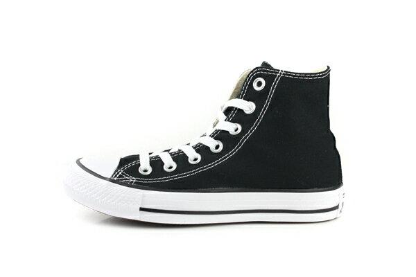CONVERSE ALL STAR HIGH 帆布鞋 黑 男女款 M9160C no986 7