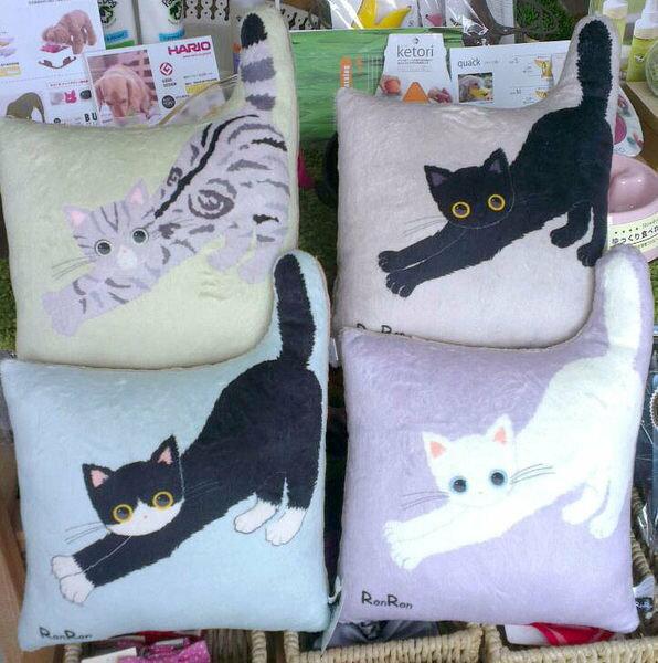 日本CAT.CAT.CAT超可愛貓咪長尾巴抱枕 Pet'sTalk