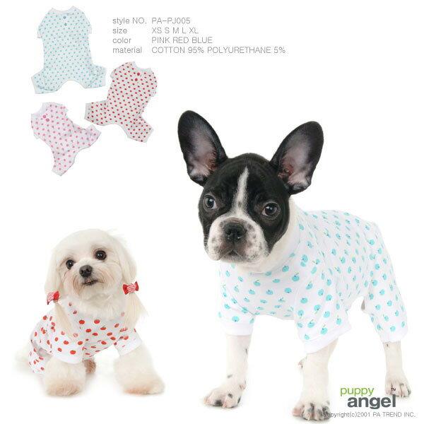 獨家Puppy Angel小蘋果BABY四腳連身睡衣/3色 Pet\
