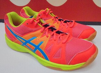 [陽光樂活] ASICS 亞瑟士 GEL-UPCOURT 排球鞋 羽球鞋 B450N-2042 加贈1 英吋白貼1 捲 市價 100 元