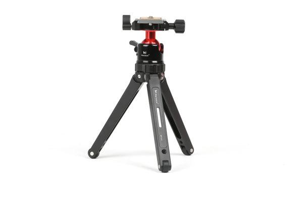 ◎相機專家◎ Marsace 瑪瑟士 MT-01 桌上型三腳架 MINI-PRO PIXI 可參考 MT01 送水平儀 群光公司貨