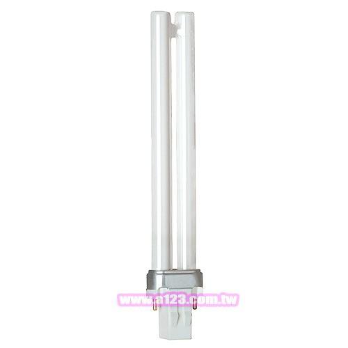 民權橋電子生活百貨 PHILIPS飛利浦 緊密型省電燈管 PL-S 13W/ 840/ 2P 1CT 白光