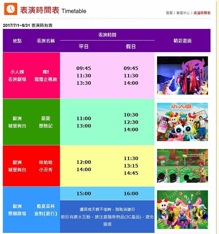 【桃園龍潭】小人國主題樂園 - 門票 (全年均可用) 3