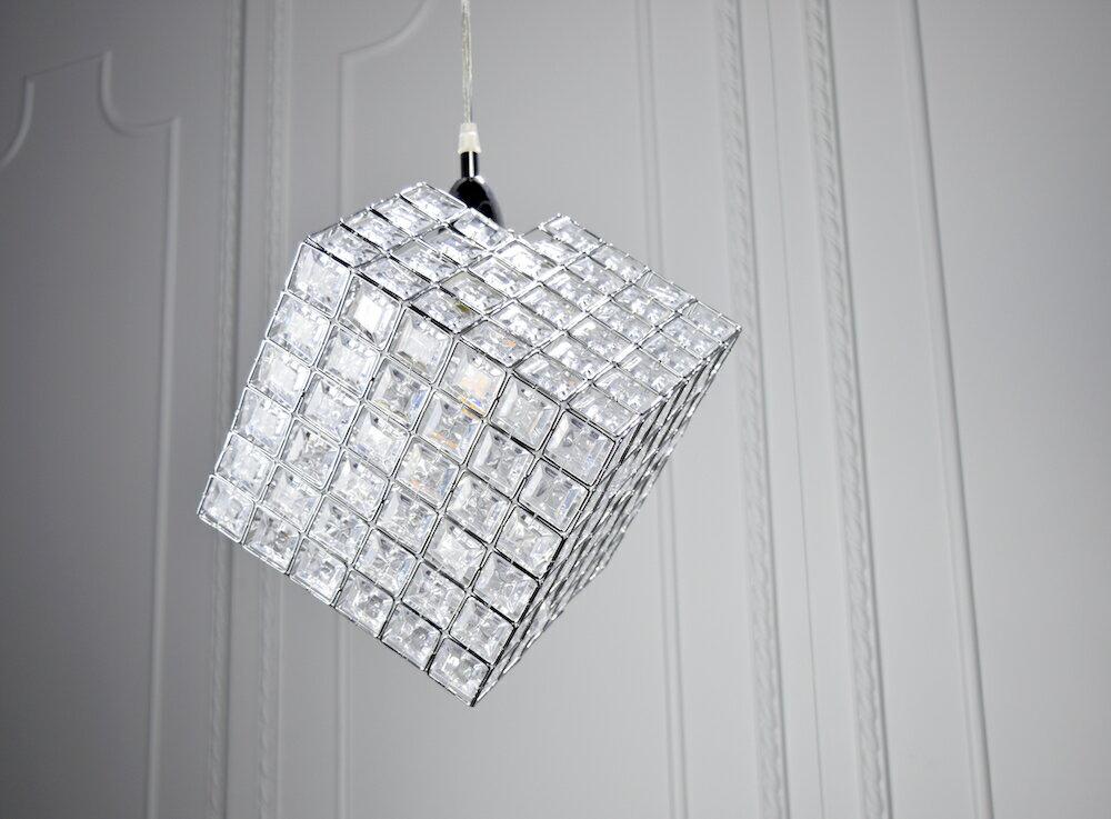 現代簡約菱形吊燈-BNL000105 3