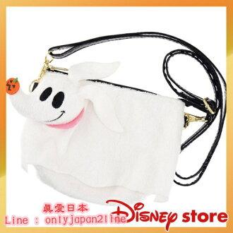 【真愛日本】h.NAOTO-多功能數位收納袋-ZERO  迪士尼 聖誕夜驚魂 南瓜王傑克 數位袋 手機袋 側背袋