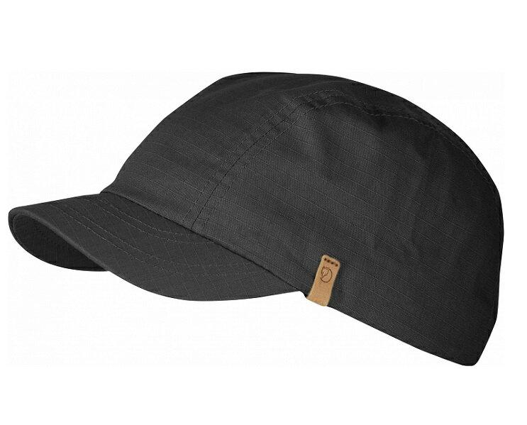 Fjallraven 瑞典北極狐 復古鴨舌帽/棒球帽/軍裝遮陽帽 Abisko G1000 Lite 77271 030 深灰